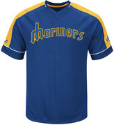 Majestic Men's Seattle Mariners Coop Winning Tandem T-Shirt
