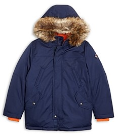 Ralph Lauren Polo Boys' Hooded Down Parka - Big Kid