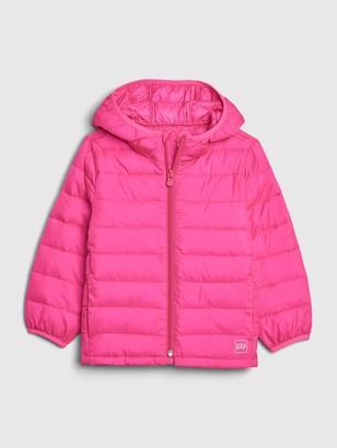 Gap Toddler Upcycled Lightweight Puffer Jacket