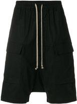 Rick Owens Cargo Pods shorts