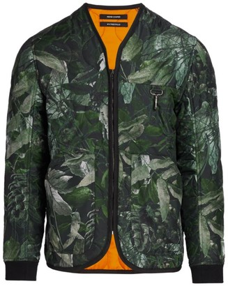 Reese Cooper Camo Quilted Jacket