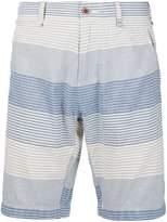 Alex Mill striped knee shorts