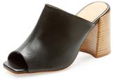 Clein Open-Toe Mule
