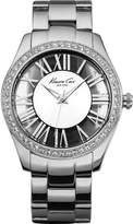 Kenneth Cole New York Women's KC4851 Transparency Dial Transparency Analog Watch