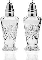 Godinger Crystal Dublin Salt & Pepper Shakers - Set of 2