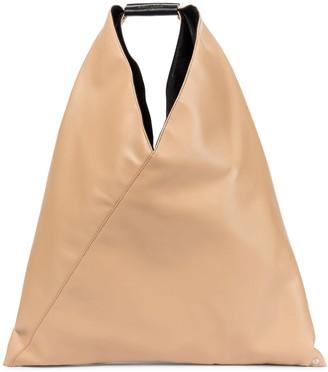 MM6 MAISON MARGIELA Japanese Medium faux leather tote