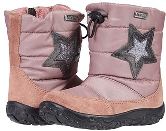 Naturino Falcotto Poznurr Star AW20 (Toddler) (Pink) Girl's Shoes