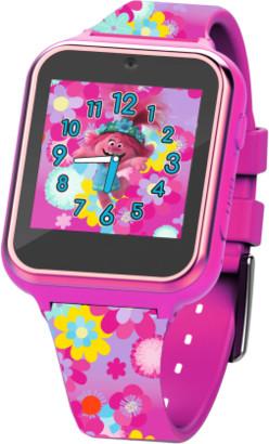 Dreamworks Trolls iTime Interactive Smart Kids Watch, 40 MM