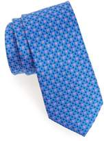 Nordstrom Men's Big & Tall Geometric Silk Tie