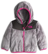 The North Face Infant Girls' Oso Pile Fleece Hooded Jacket - Sizes 3-24 Months