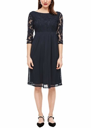 S'Oliver Women's 120.12.003.20.200.2038649 Special Occasion Dress