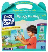 Educational Insights Once Upon a Craft the Ugly Duckling Storybook