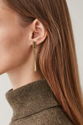 Cos VERTICAL EARRINGS