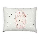 MIMI'lou 30x40cm Pink Rabbit Cushion