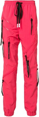 Haculla Multi-Zip Track Trousers