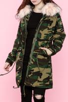 Dance & Marvel Army Jacket