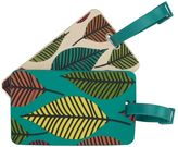 Travelon Leaves 2-pack Luggage Tags
