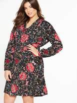 Junarose Olga Long Sleeve Dress