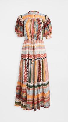 Carolina K. Printed Dress