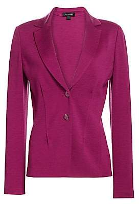 St. John Women's Milano Knit Jacket