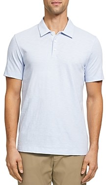 Theory Bron Regular Fit Polo Shirt