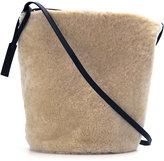 OSKLEN shoulder bag - women - Sheep Skin/Shearling - One Size