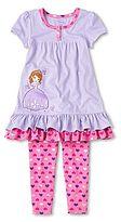 Disney Sofia Legging Set - Girls 2-10