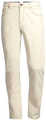 Isaia Cotton Stretch Jeans