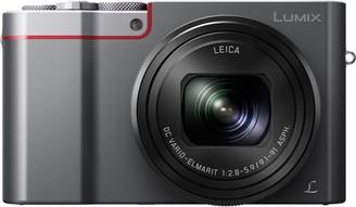 Panasonic Lumix DMC-TZ100EB Digital Camera, 4K Ultra HD, 20.1MP, 10x Optical Zoom, Wi-Fi, EVF, 3 LCD Touch Screen