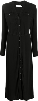 Calvin Klein Button-Shirt Dress