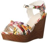 Fergalicious Women's Willa Wedge Sandal