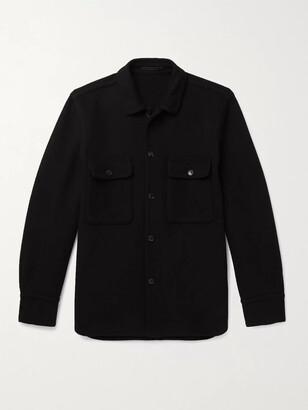 Mr P. Cashmere Overshirt