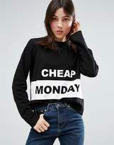 Cheap Monday Coach Sweatshirt