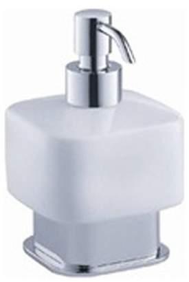 SOLIDO Fresca Lotion Dispenser, Chrome