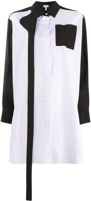 Loewe Strap Oversized Shirt