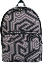 Bally printed backpack - men - Nylon - One Size
