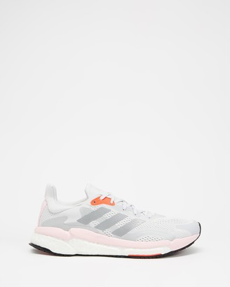 adidas Women's Grey Running - Solar Boost 21 - Women's - Size 7 at The Iconic