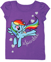 Freeze Grape Violet My Little Pony 'Sparkle' Tee - Toddler & Girls