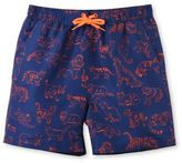 Stella McCartney taylor cat print swim shorts