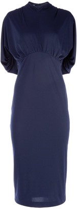 Prada Ruched Waist Dress