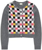 Fendi Wool blend cardigan