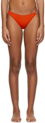 Rudi Gernreich Orangle Buckle Bikini Bottom