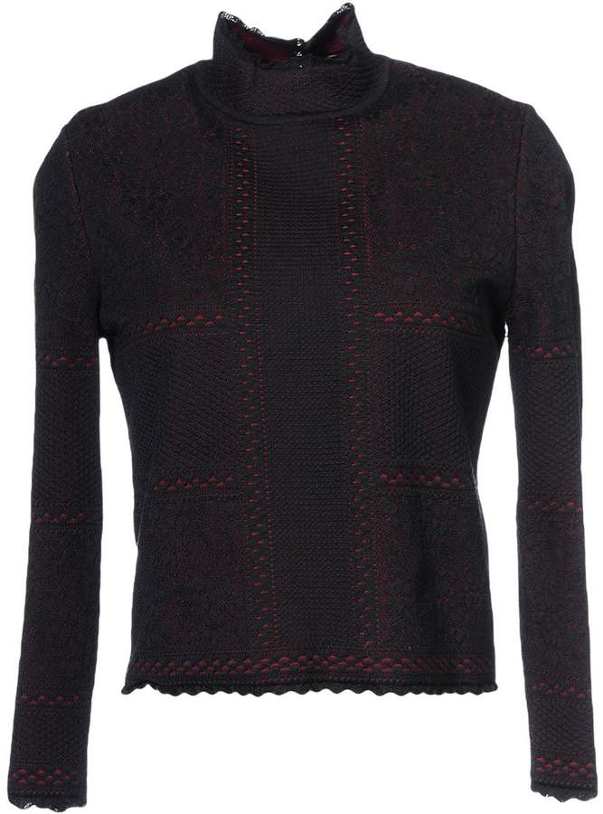 Alexander McQueen Turtlenecks