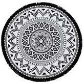 Kilim Beach Pestemal Round Towel