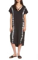 Lush Tie Dye Cotton Dress