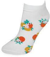 Kate Spade Floral Patterned Socks