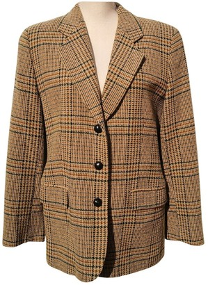 Burberry Multicolour Wool Jackets