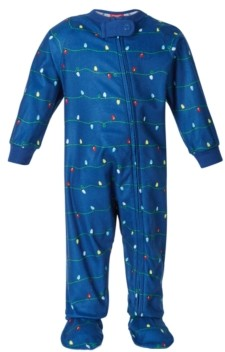 Matching Baby Fleece Navidad Family Pajamas, Created for Macy's