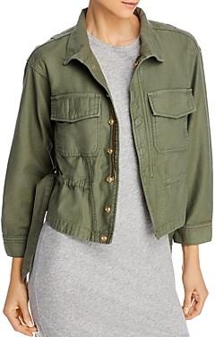 Frame Belted Utility Jacket