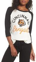 Junk Food Clothing Women's Nfl Cincinnati Bengals Raglan Tee